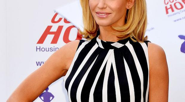 Sarah Harding is rumoured to be appearing on Britain's Got More Talent