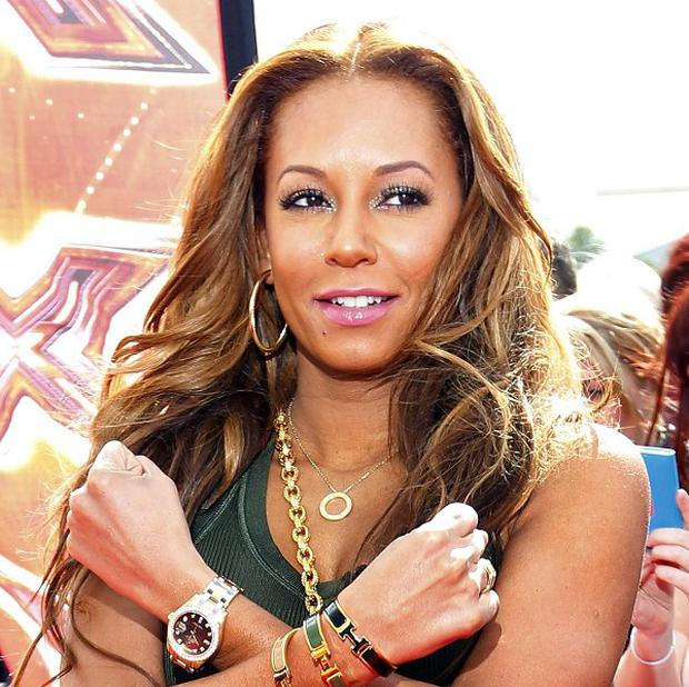 Mel B has been a guest judge on The X Factor before