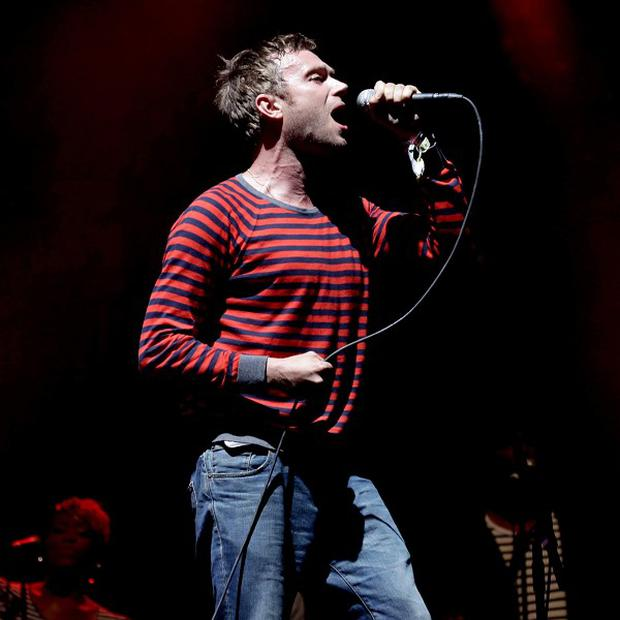 Damon Albarn apparently hinted that Blur might record a new album
