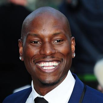 Tyrese Gibson attending the premiere of Fast And Furious 6