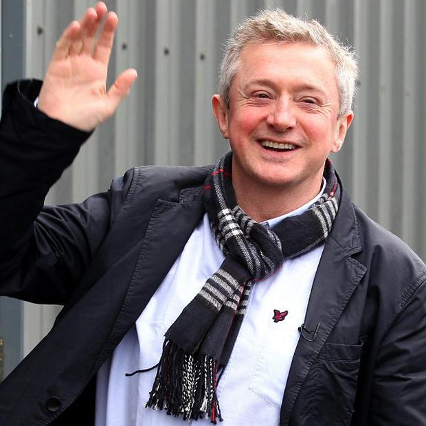 Louis Walsh is planning a new boy band