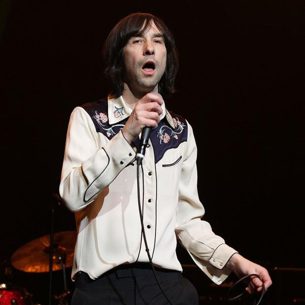 Bobby Gillespie of Primal Scream says having kids has calmed him down