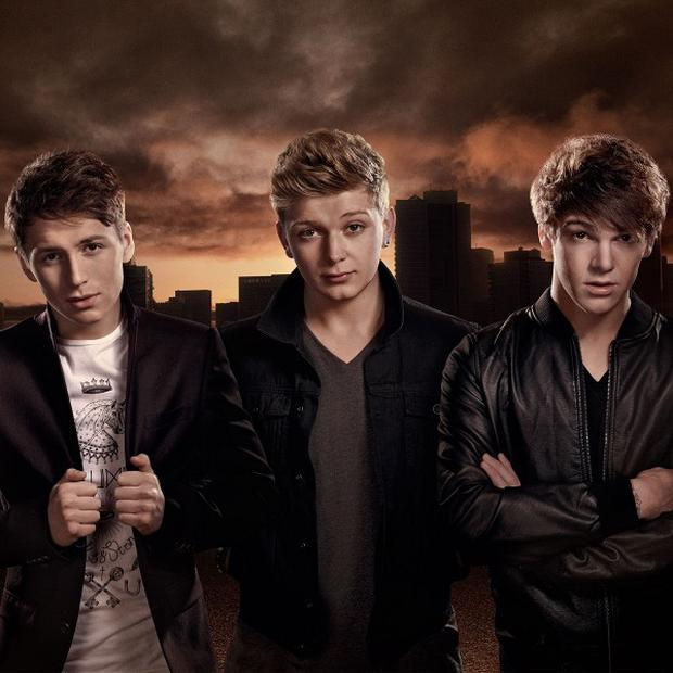 Former X Factor hopefuls District3 will be hitting the road in May