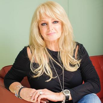 Bonnie Tyler hopes her European fans will vote for her Eurovision entry