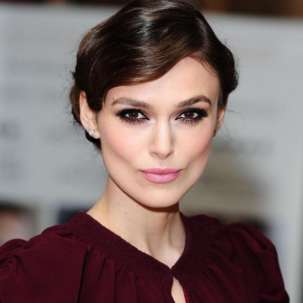Keira Knightley watched husband James Righton perform at Great Escape