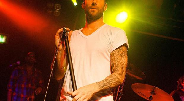 Adam Levine said sorry after Maroon 5 postponed their gigs