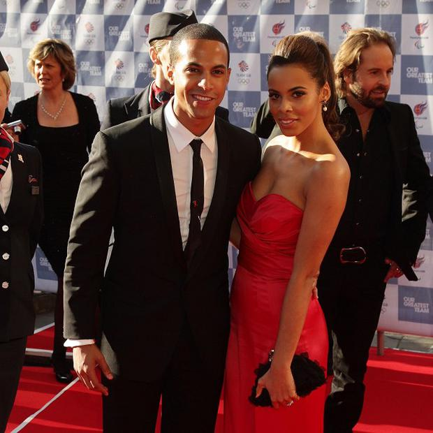 Marvin and Rochelle Humes have welcomed a baby girl