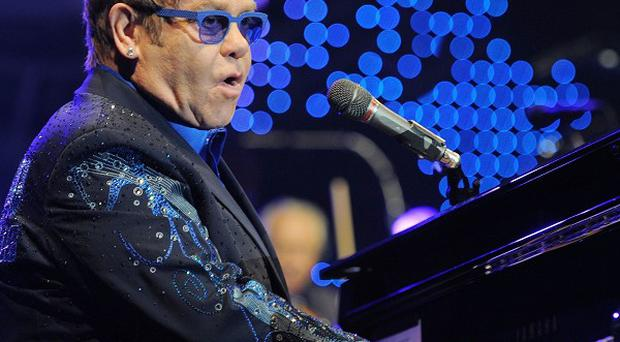 Sir Elton John will perform in London's Hyde Park this summer