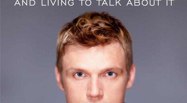 Nick Carter is publishing his memoirs of his time in the Backstreet Boys