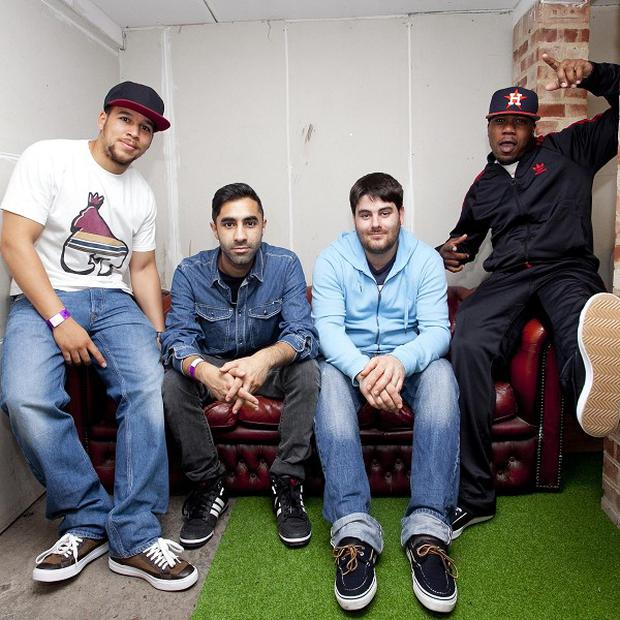 Rudimental were forced to cancel their performance at Radio 1's Big Weekend due to disruption at Heathrow
