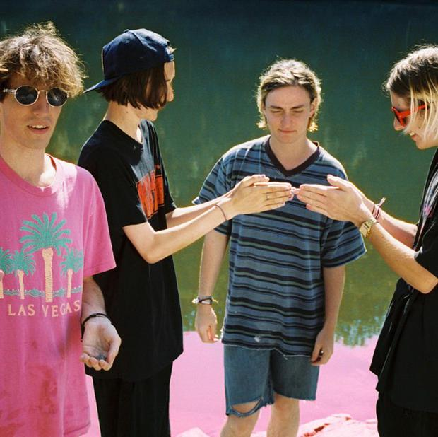 Swim Deep decided to take a chance on making it in the music industry