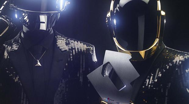 Daft Punk's Random Access Memories has become the fastest selling album of the year (Official Charts Company, PA)