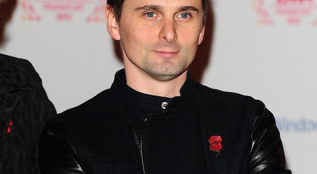 Matthew Bellamy felt driven to be a success