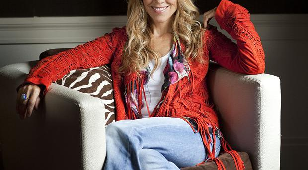 Sheryl Crow can't get enough of country life