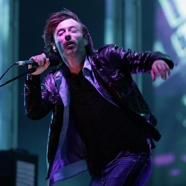 Thom Yorke feels cheerier working in Los Angeles