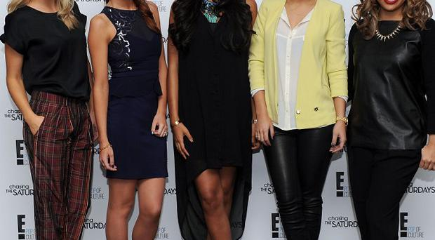 The Saturdays will perform at V Festival this summer