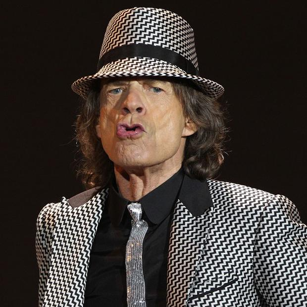 Mick Jagger and The Rolling Stones are to headline Glastonbury festival