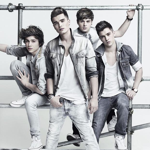 Union J don't want to be 'that band from The X Factor' forever