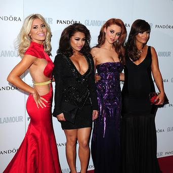 Una Healy said motherhood wouldn't signal the end for The Saturdays