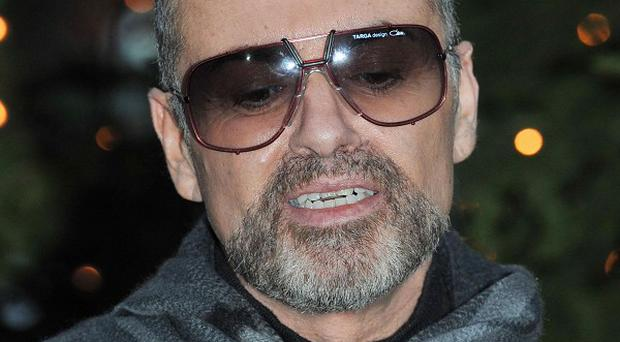 George Michael fell from his vehicle on to the carriageway of the M1