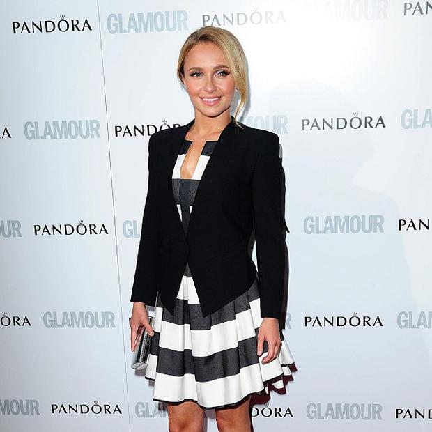 Hayden Panettiere said she has always loved to sing