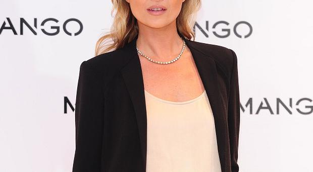 Kate Moss was pranked by Nick Grimshaw and Keith Lemon