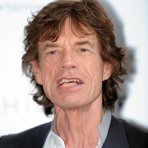 Sir Mick Jagger recalled hearing the Rolling Stones' first ever single on the radio