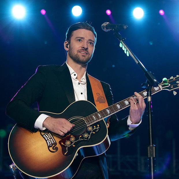 Justin Timberlake is planning a UK tour