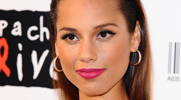 Alicia Keys admires the way Rihanna is willing to try something new