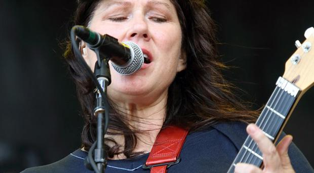 Kim Deal is no longer a member of Boston-based group the Pixies (AP)