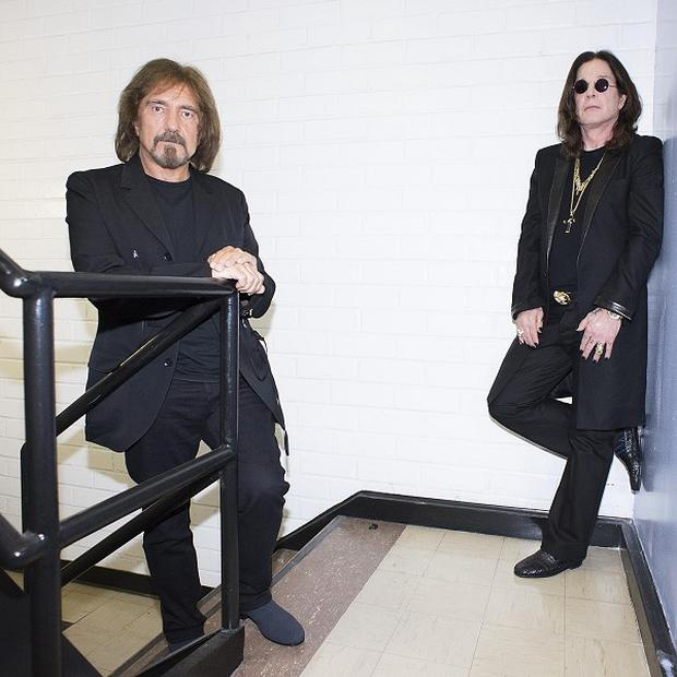 Black Sabbath's album is on course to be number one