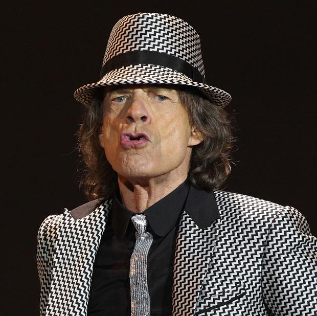 Sir Mick Jagger said he's taking wellies and a yurt to Glastonbury