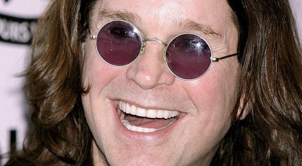 Ozzy Osbourne said it was 'great' Black Sabbath had returned to the top of the UK albums chart after a 43-year wait