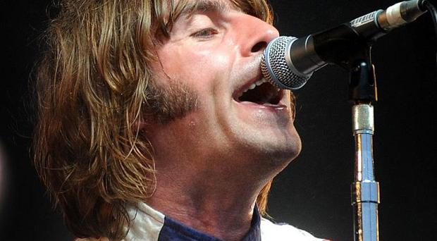 Liam Gallagher has had another pop at Robbie Williams