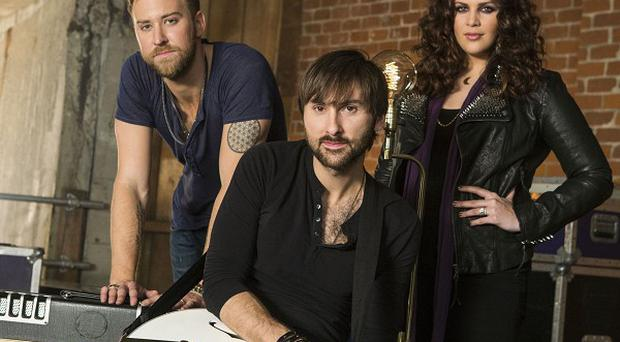 Lady Antebellum had to follow their hit Need You Now