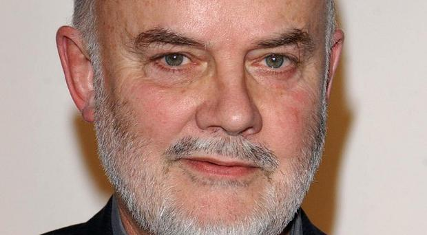 A mural paying tribute to the late DJ John Peel has been removed