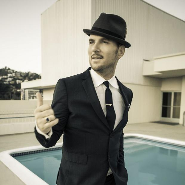 Matt Goss has revamped When Will I Be Famous into a big band number (Mario Barberio/Decca Records/PA Wire)