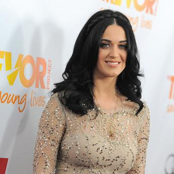 Katy Perry admitted she sometimes doubts herself