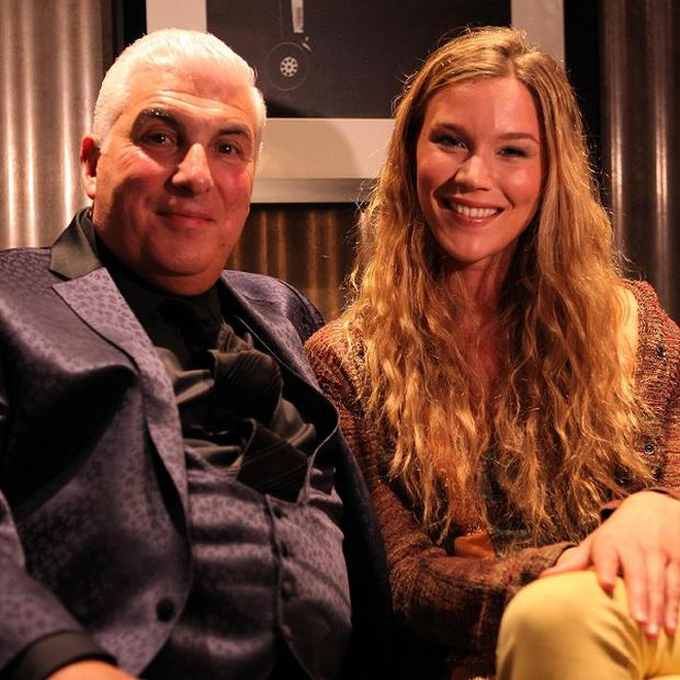 Mitch Winehouse asked singer Joss Stone to perform at the charity gig