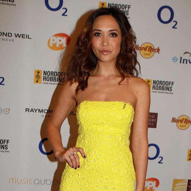 Myleene Klass is working on a new classical album