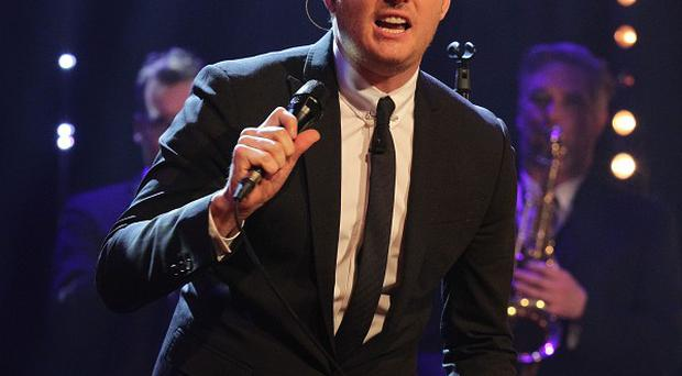 Michael Buble is performing 10 shows at the O2