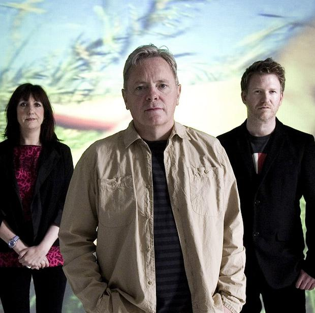 Gillian Gilbert said New Order have a new attitude