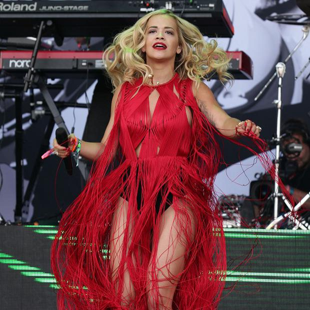 Rita Ora says she is very different from Rihanna
