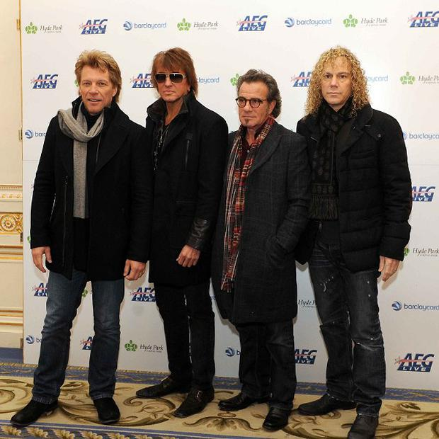 Tico Torres said Richie Sambora could rejoin Bon Jovi later in their tour