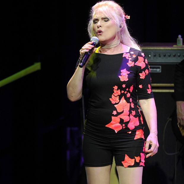 Debbie Harry of Blondie has still got The X Factor at 68