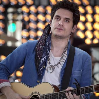 John Mayer began dating Katy Perry last year