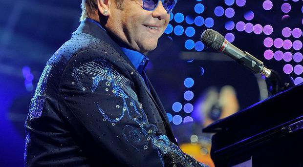 Sir Elton John has joined the iTunes Festival line-up