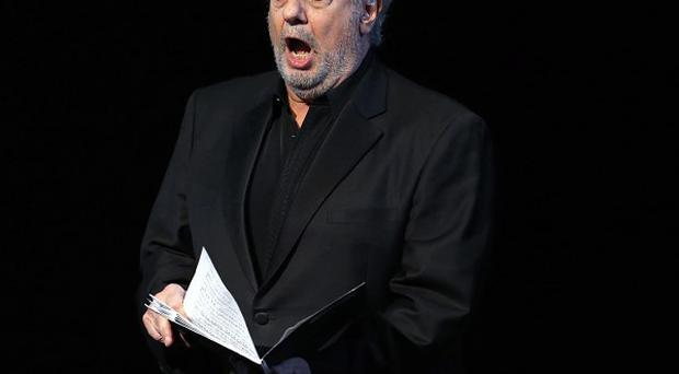 Placido Domingo is in hospital in Spain