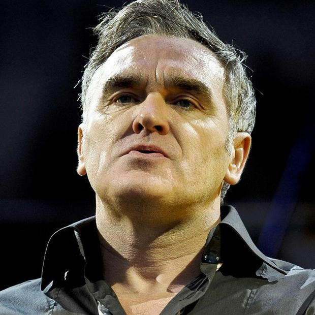 Morrissey has reportedly called off dates in South America because of food poisoning