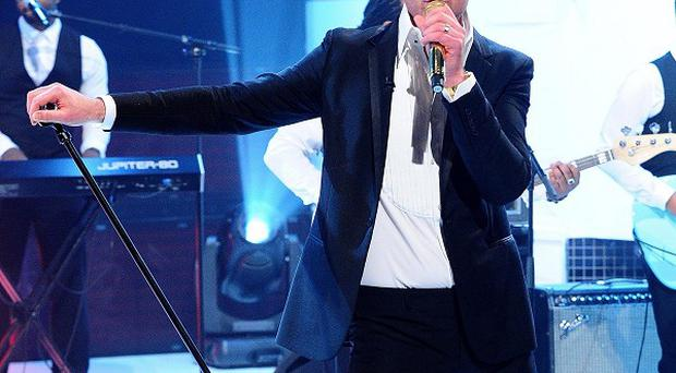 Robin Thicke admitted it will be hard to top the Blurred Lines video